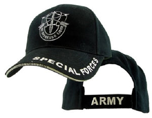 Army - Embroidered Cap - Special Forces