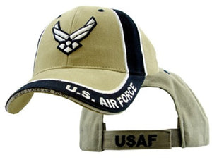Air Force - Embroidered Cap - Air Force (Style 2)