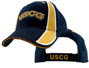 Coast Guard - Embroidered Cap - USCG