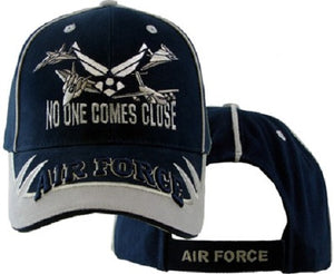 Air Force - Embroidered Cap - No One Comes Close