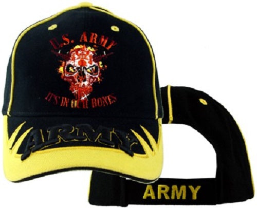 Army - Embroidered Cap - ARMY It's in Our Bones