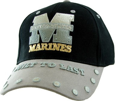 Marines - Embroidered Cap - Built To Last