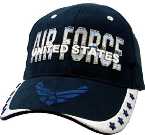 Air Force - Embroidered Cap - United States Air Force