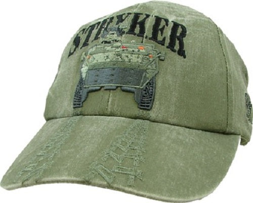Army - Embroidered Cap -Stryker