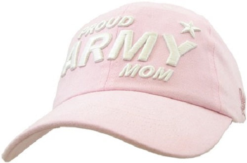 Army - Extreme Embroidered Cap - Proud Army Mom (Ladies)