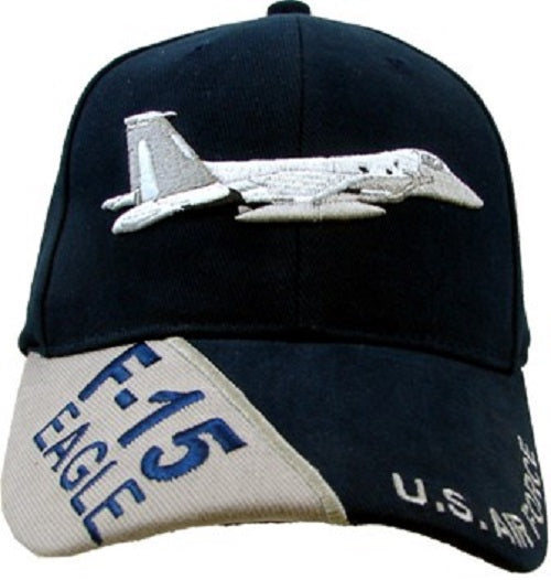 Air Force - Embroidered Cap - F-15 Eagle