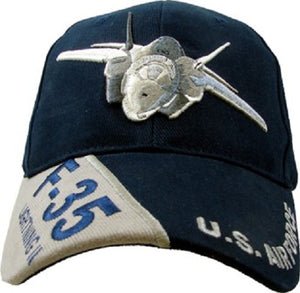 Air Force - Embroidered Cap - F-35 Lightning II