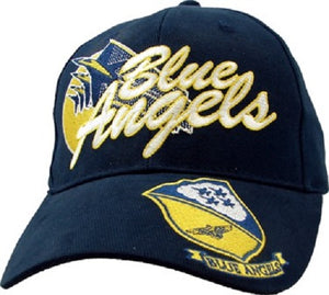 Embroidered Cap - Blue Angels