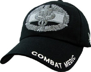 Army - Embroidered Cap - Combat Medic