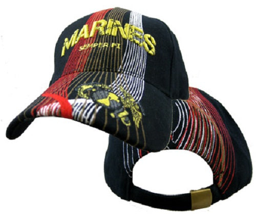 Marines - Embroidered Cap - Marines Semper Fi