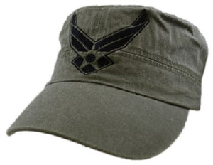 Air Force - Embroidered Cap - HAP Flat Top