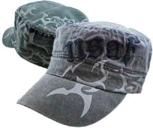 Air Force - Flat Cap - USAF Tribal