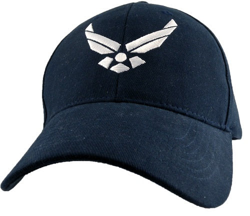Air Force - Embroidered Cap - HAP Logo