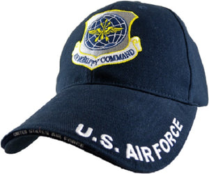 Air Force - Embroidered Cap - Air Mobility Command