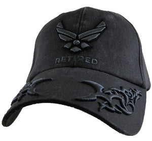 Air Force - Embroidered Cap - Tribal Air Force HAP Logo Retired