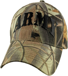 Army - Embroidered Cap - ARMY Hunting Cap