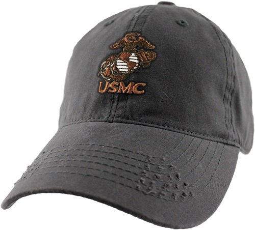 Marines - Embroidered Cap - USMC w/emblem