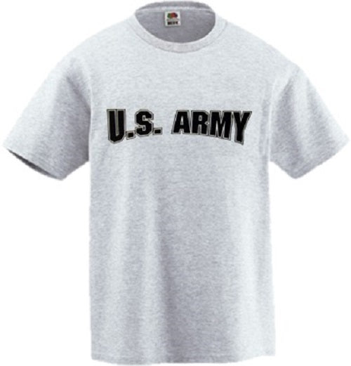 Army - Short Sleeve T-Shirt - U.S. ARMY - Size M