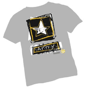 Army - Toddler T-Shirt - Army Star - Size 3T