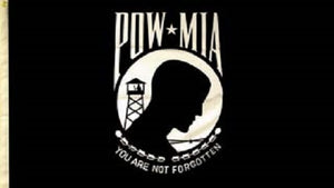 Flag - POW-MIA You Are Not Forgotten