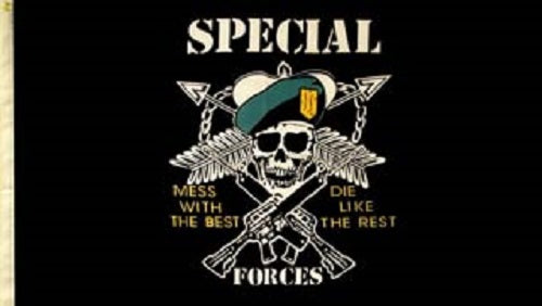 Flag - Special Forces