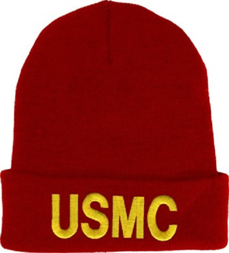 Marines - Embroidered Watch Cap - USMC