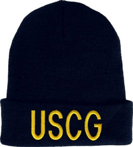 Coast Guard - Embroidered Watch Cap - USCG