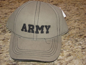 Army - Embroidered Cap - ARMY (Applique)