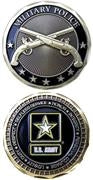 Army Challenge Coin - Military Police