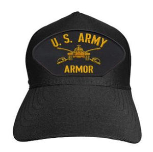 Army - Embroidered Cap - U.S. Army ARMOR
