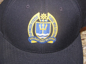 Navy - Embroidered Cap - Naval War Collage