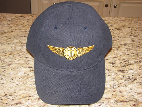 Navy - Extreme Embroidered Cap - Naval Aviation