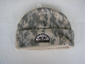 Watch Cap - Embroidered Watch Cap - Operation Iraqi Freedom