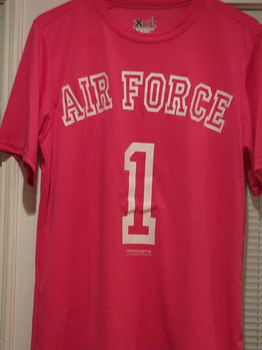 Air Force - Dri Fit Shirt - Air Force Baseball Jersey Type - Size M