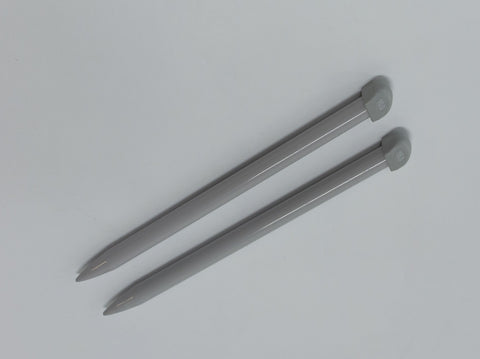 15mm ALUMINUIM TEFLON KNITTING NEEDLE