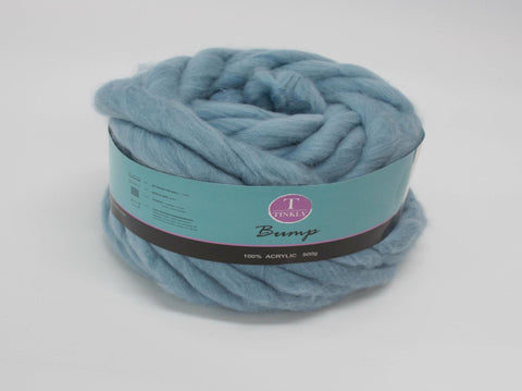500g BUMP YARN DENIM