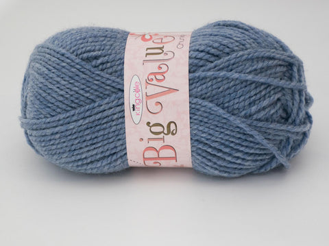 100g BIG VALUE  WOOL