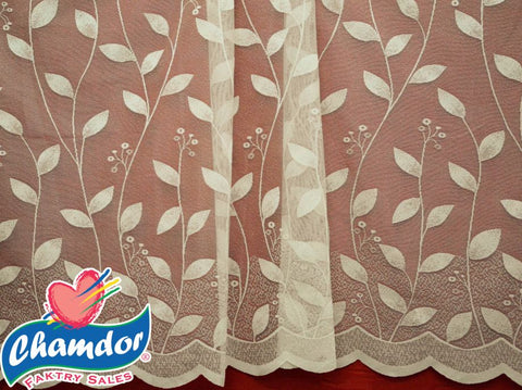 120CM DUTCH LACE CREAM