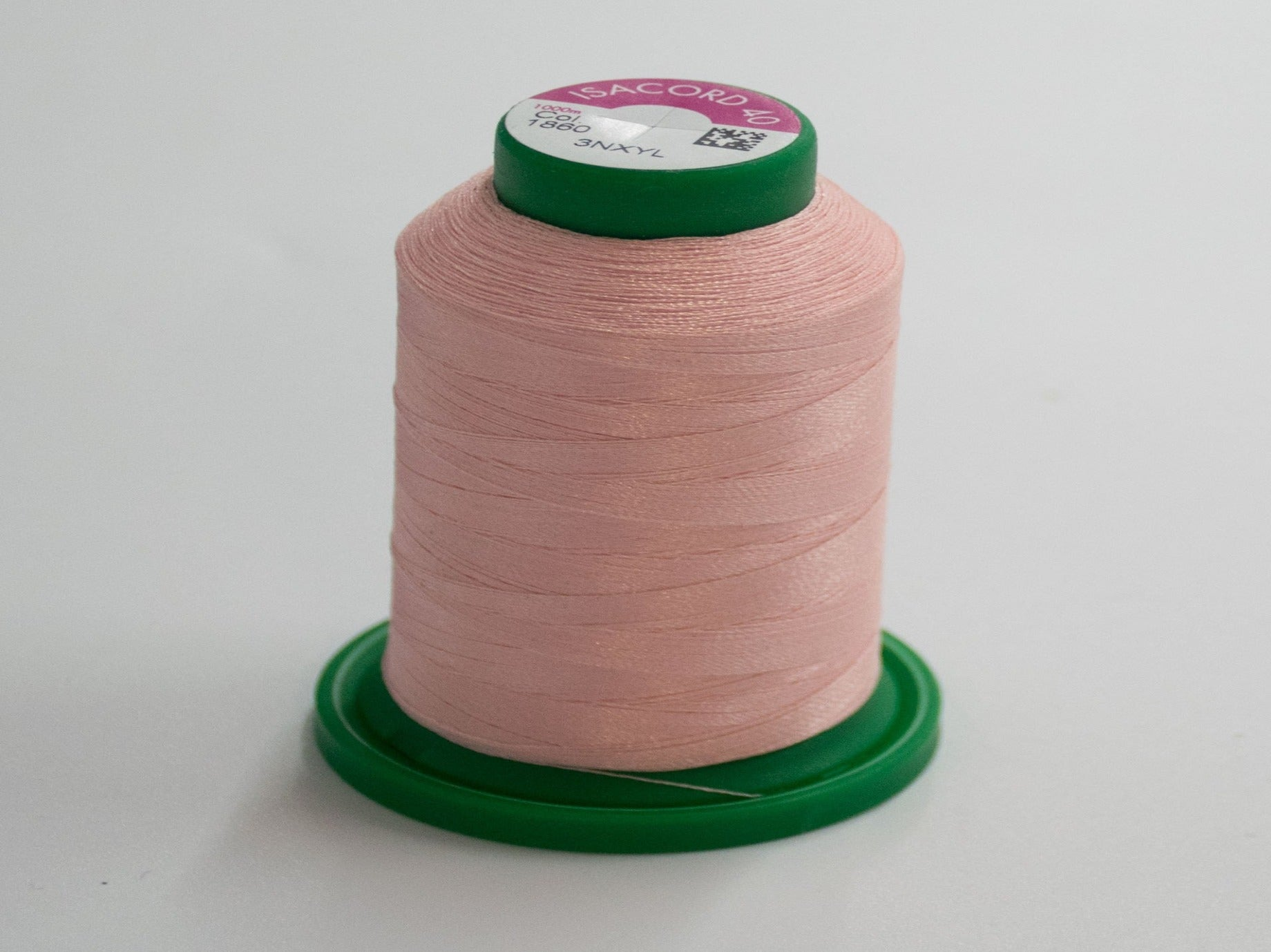 1000m ISACORD EMBROIDERY THREAD PINK