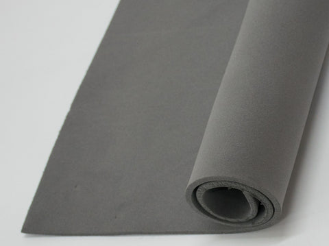 50x50cm 3MM mm FOAM SHEET BLACK