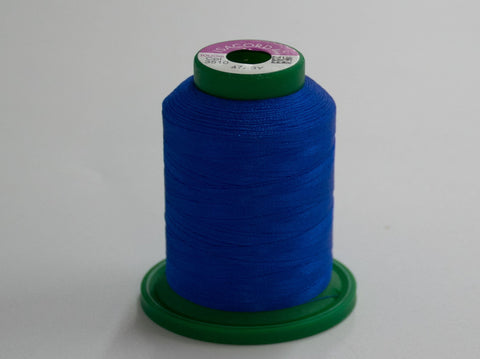 1000m ISACORD EMBROIDERY THREAD BLUE