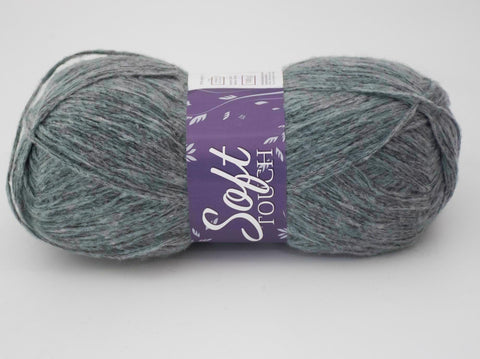 100g SOFT TOUCH WOOL SMOG