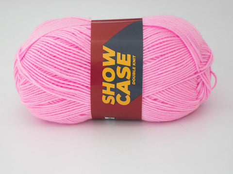 100g SHOWCASE DOUBLE KNIT WOOL SAXE