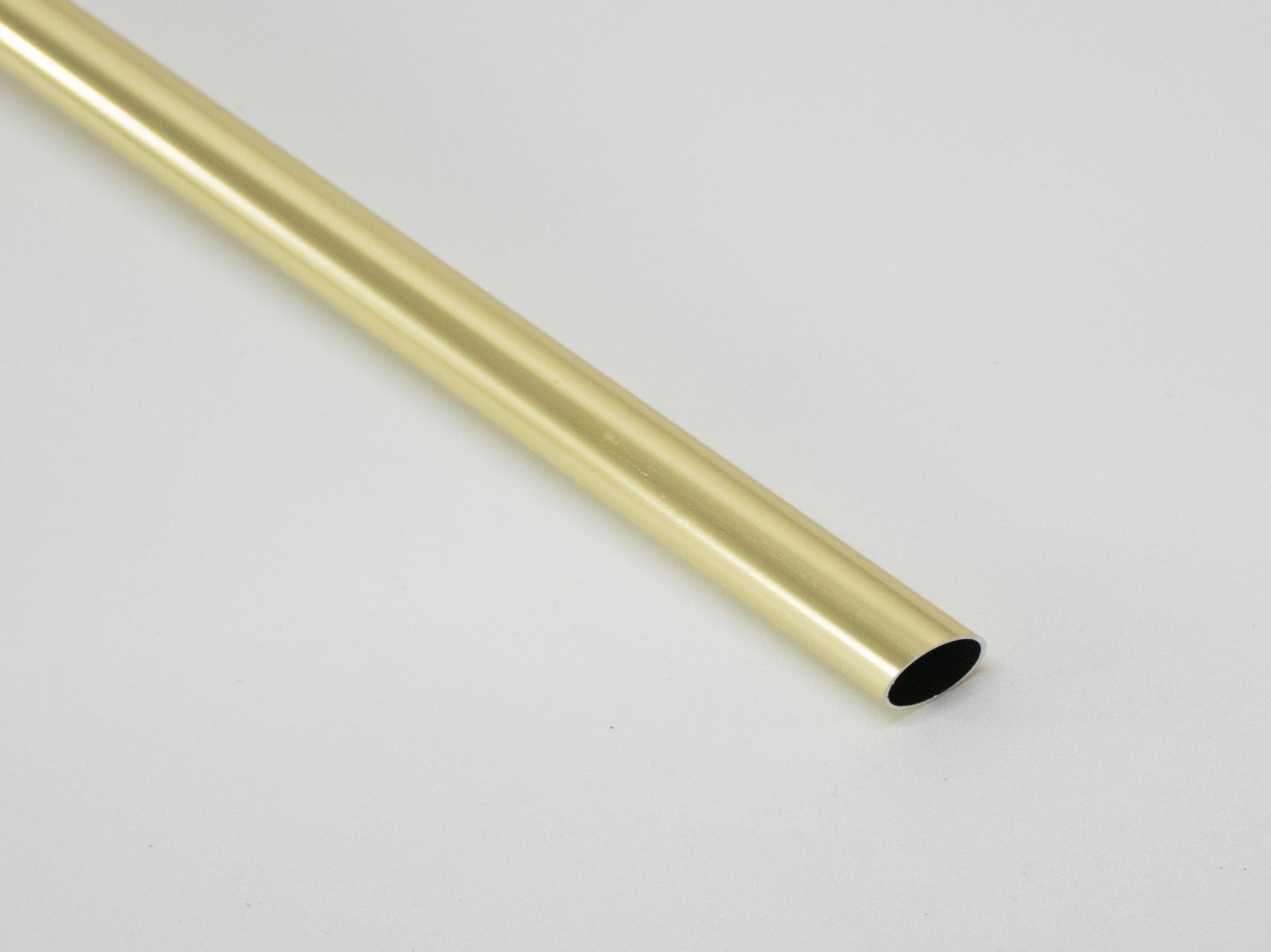 16mm ROD BRASS GOLD