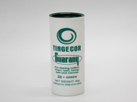 TINGE COR GUARANY  20 GREEN