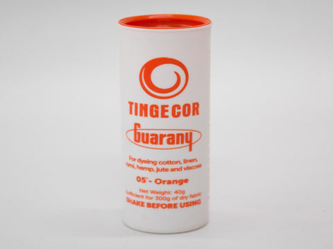 TINGE COR  GUARANY  05 ORANGE