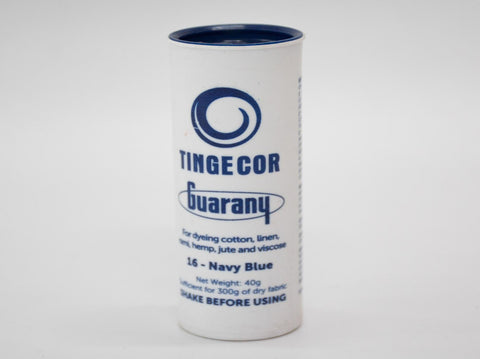 TINGE COR  GUARANY  16 NAVY BLUE