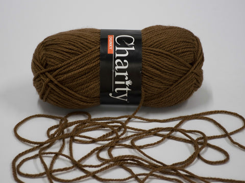 100g CHARITY CHUNKY ANTIQUE