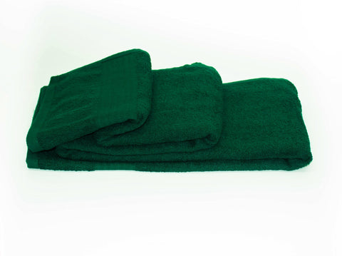 90x150cm BATH SHEET HUNTER GREEN