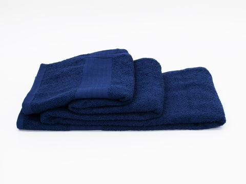 90x150cm BATH SHEET NAVY